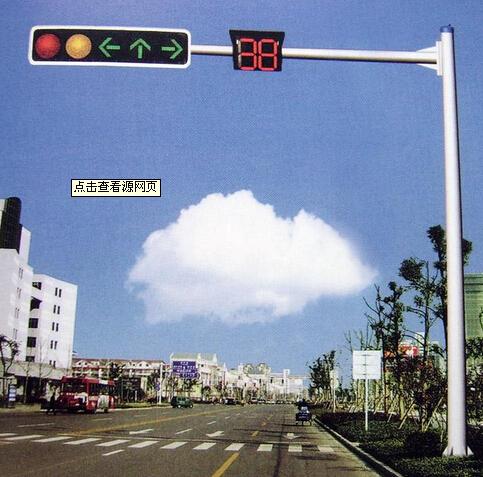 交通信号杆价格